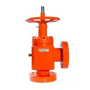 External Sleeve Cage Chock Valve