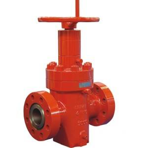 Special Design for Well Heads Oil And Gas - Expanding Through Conduit Gate Valve for API6A Standard – CEPAI