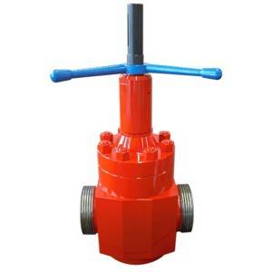 High reputation Oil & Gas Christmas Tree - Screw Type Mud Valve for API6A Standard – CEPAI