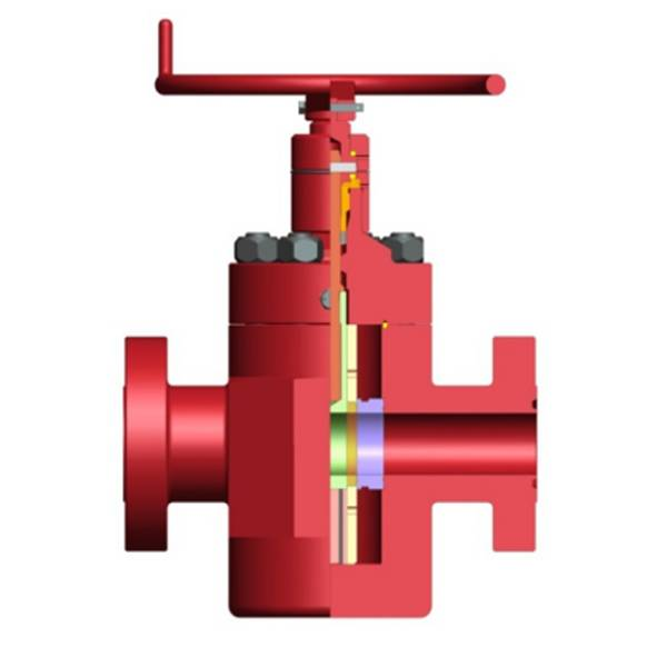 2020 China New Design 3 Full Port Ball Valve - Manual Gate Valve for API6A Standard – CEPAI
