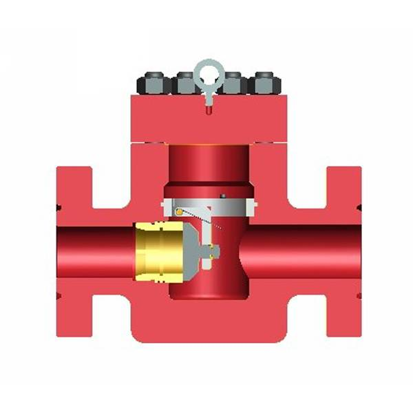Excellent quality Casting Steel Trunnion Ball Valve - DUAL PLATE CHECK VALVE – CEPAI