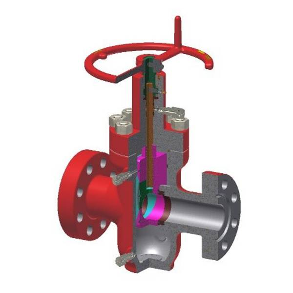 Hot Selling for Oilfield Xmas Tree - Expanding Through Conduit Gate Valve for API6A Standard – CEPAI