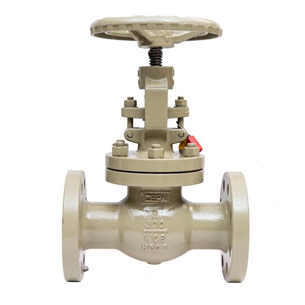 Reasonable price for Adjustable Choke Valve Manufacturers - Forged steel globe valve – CEPAI