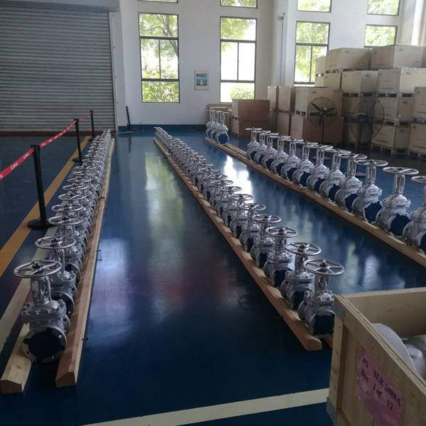 China New Product Pneumatic Globe Valve - Cast steel gate valve – CEPAI detail pictures