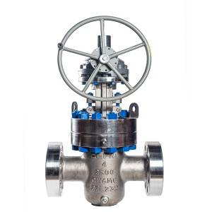 OEM Factory for Mud Valve - Flat valve – CEPAI