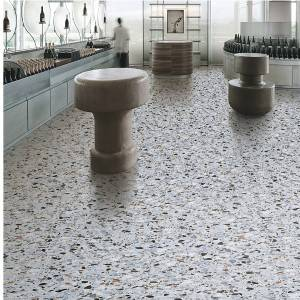 Small Stone Popular Porcelain Floor for Inside ...