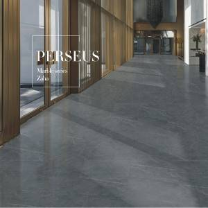 Marble Effect Porcelain Floor 600x1200mm