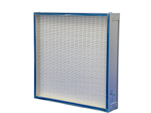 non-partition tank type high efficiency filter