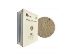 rock wool sandwich panel with double layer magnesium oxide boards