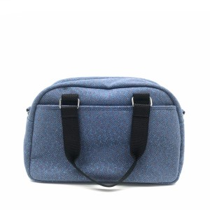 Chinese Professional Polyester Chest Bags - Giltter shiny Shopping cosmetic customized vacation packaging  bag travel business package – Changlin