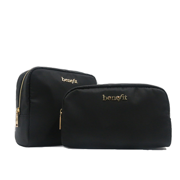 2020 High quality Nylon Hand Bags - Nylon black portable cosmetic travel business packing bag for Unisex – Changlin