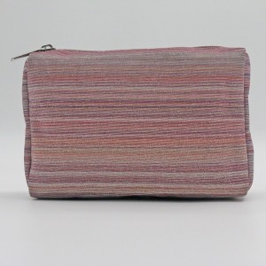 polyester travel glisten cosmetics bags launch bag makeup bag with zipper