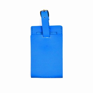 China wholesale Water Base Pu Bags - PU Travel label pendant information can be hinden – Changlin