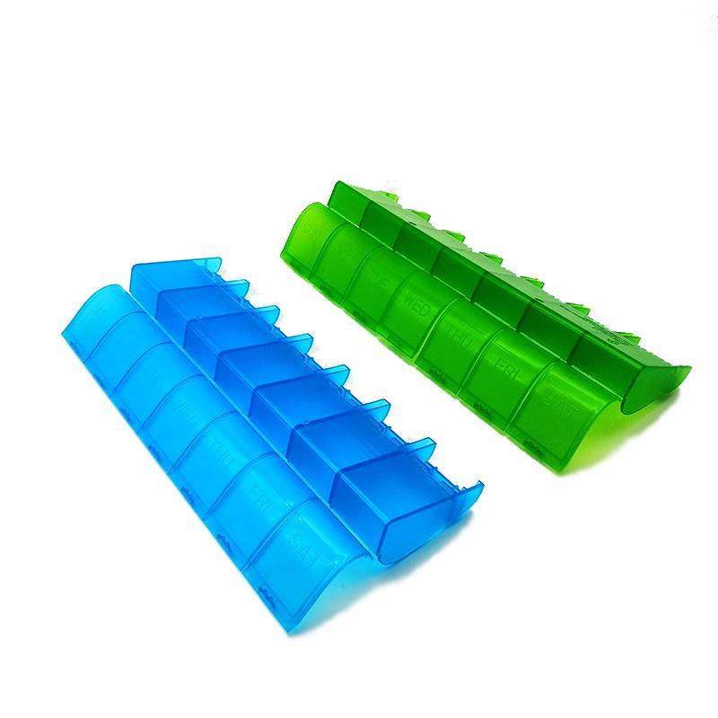 Chinese Professional R&D - 7day plastic pill box  – Chapman