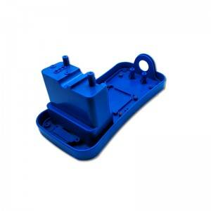 Good quality Plastic Molding Electrical - Control Unit and Charge Connector bottom cover  – Chapman