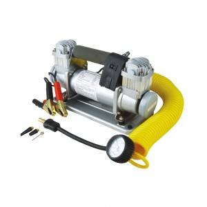 air compressor with double cylinders CY102-6