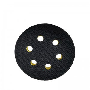 3 inch 75mm Plastic Backing Pad CHE-DP03Y