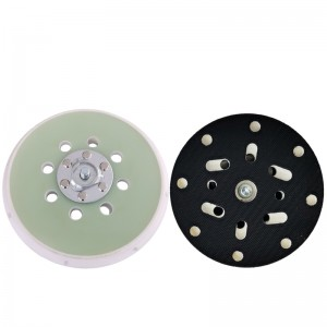 6 inch 150mm Hook and Loop PU Velcro Backing Plate CHE-DP21W