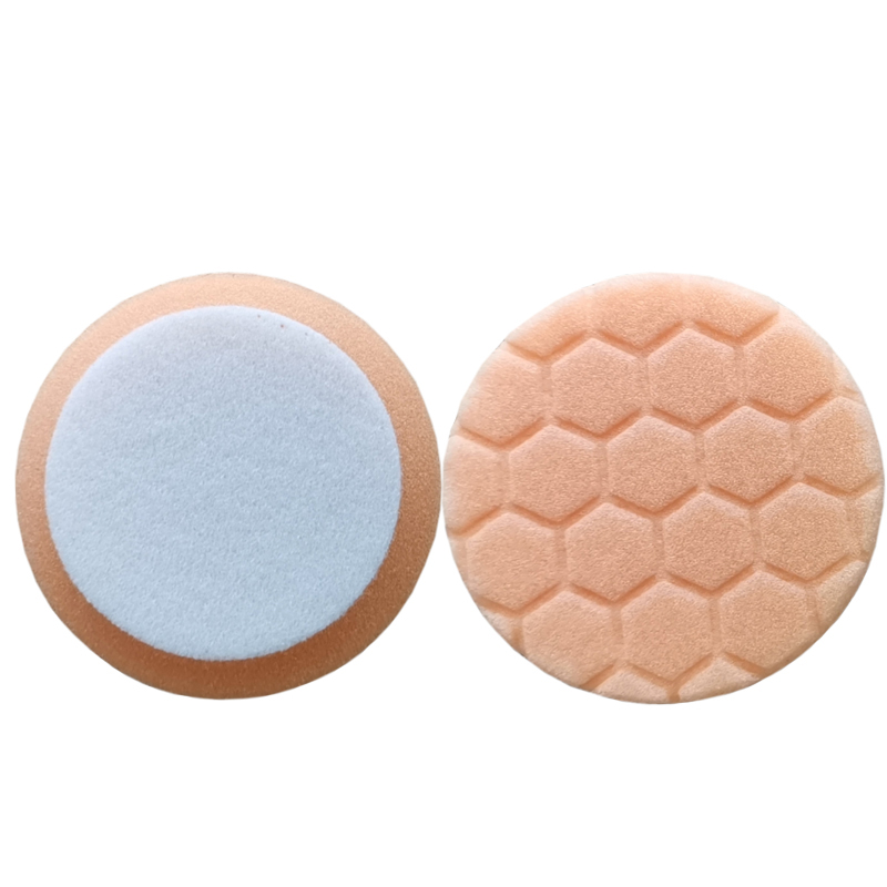 Hex-Logic Foam Buffing Pads For Auto Polishing CHE-S660