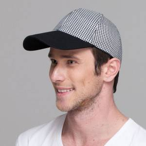 Restaurant Waiter Chef Poly Cotton Baseball Cap U401S8501H