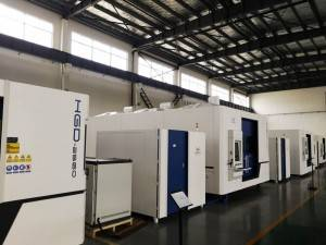Best quality Fiber Laser Cutting Systems - High power Metal laser cutting machine – QY Laser