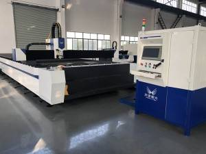 Reasonable price fiber laser cleaning - Industrial Laser Cutter 2500×12000 single table – QY Laser