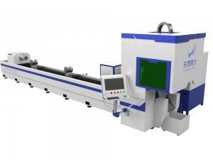 Best quality used laser tube cutting machine for sale - Small tube laser cutter – QY Laser