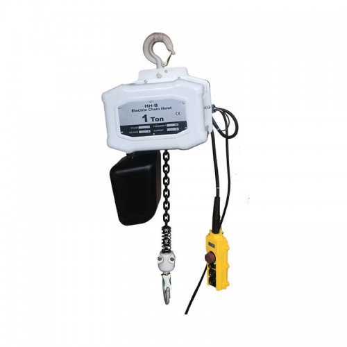 Well-designed 1 Tonne Electric Chain Hoist - HH- B Electric Chain Hoists  With Trolley – CHENLI