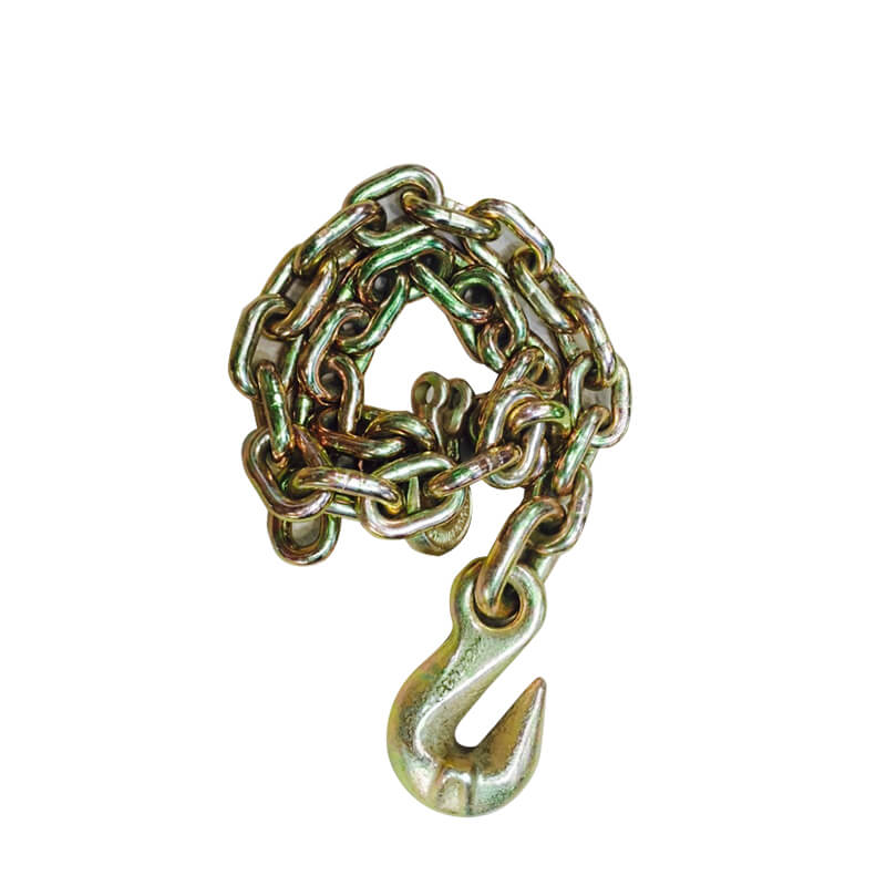 Reasonable price 4 Leg Chain Sling - LIFTING CHAIN WITH HOOK – CHENLI