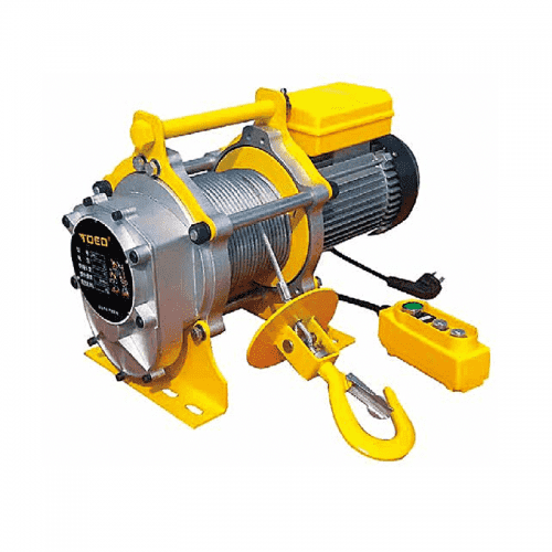 Factory Outlets High Speed Electric Hoist - TY Series (aluminum) Motor Hoist – CHENLI