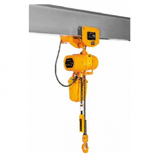 Hot-selling Electric Chain Fall Hoist - Single Speed type 0.5t-5t -Electric trolley running type – CHENLI