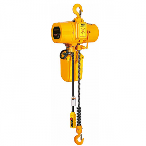 Hot sale Electric Wire Hoist - Single Speed Type 0.5t-5t -hook Type – CHENLI