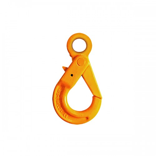 Low price for Slip Hook With Latch - G80 EUROPEAN TYPE EYE SELF-LOCKING HOOK – CHENLI