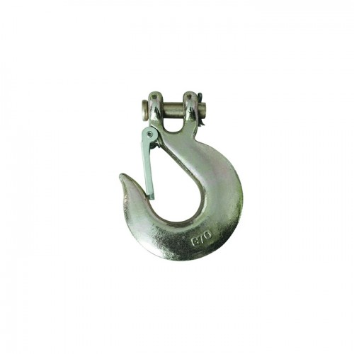 CLEVIS SLIP HOOK WITH LATCH