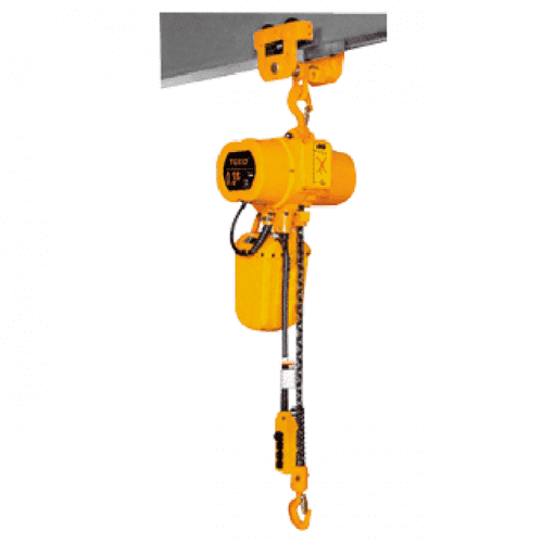Wholesale Price Electric Rope Hoist - Single Speed type 300Kg-Manual trolley running type – CHENLI