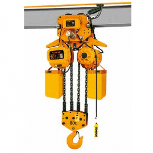 Professional China Electric Winch - Single Speed type 10t -electric trolley running type – CHENLI