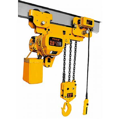 Manufacturer of 4 Ton Electric Chain Hoist - Single Speed type 7.5t -Electric trolley running type – CHENLI