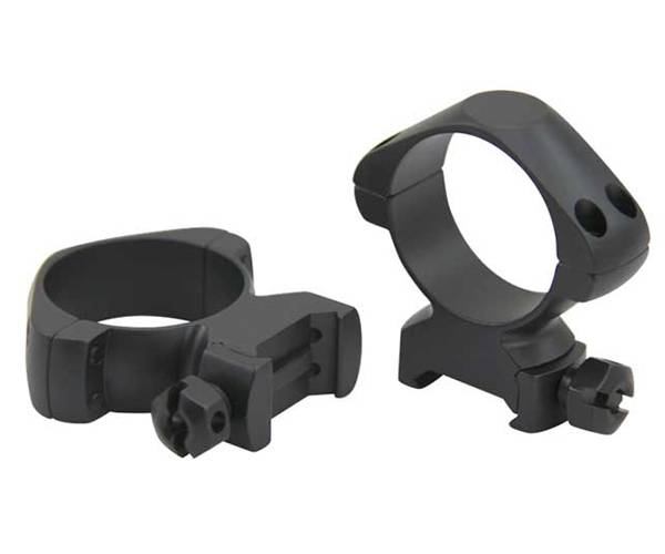 Excellent quality Led Scope Mount - 34mm Steel Ring with tactical nuts ( picatinny/weaver) ,Low – Chenxi