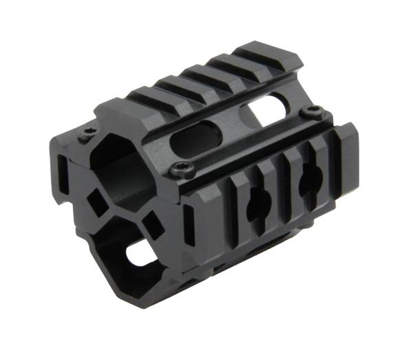 Hot New Products Two-Pcs Picatinny Rail Steel Base - AR-15 MNT-1513 Carry Handle Adaptor Mount – Chenxi
