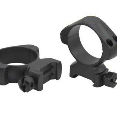 Good quality M4 Scope Mount - 36mm  Steel Ring with tactical nuts ( Picatinny/weaver) ,High – Chenxi