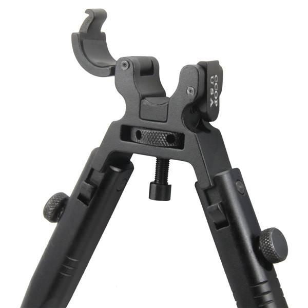 Manufactur standard Spike Hunting - 14.76″- 23.23″ Barrel Clamp Bipods Long – Chenxi