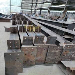 Best Price on Industrial Steel Structure Design - Partial display of company products – Zhenyuan