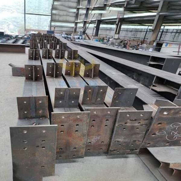 Best-Selling Steel Footbridge Design Example - Partial display of company products – Zhenyuan