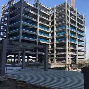 Cheapest Price Steel Structure Building Design - Company product application – Zhenyuan
