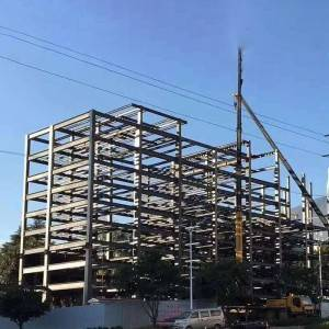 High Quality for Steel Truss Design For Houses - Company production and construction introduction – Zhenyuan