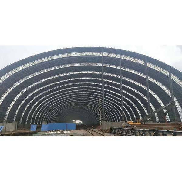 Quality Inspection for Trading Center Steel Structure Design - Rack System – Zhenyuan