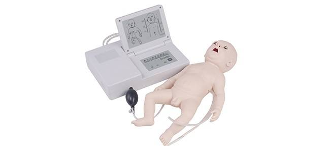 Advanced Infant CPR Training Manikin KM-TM107