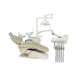 Chair mounted Dental Unit KM-HE411