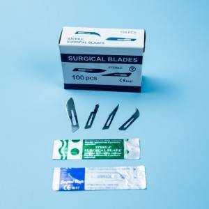 Low MOQ for Twocal Feed - Surgical Blade – Medicom