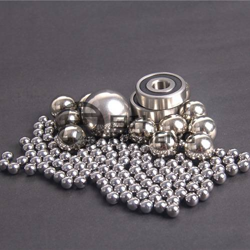 OEM Factory for 440c Stainless Steel Ball Bearings - Chrome Steel Solid Round Metal Balls Bearing Steel Ball – Sunrise